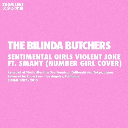 The Bilinda Butchers - Sentimental Girls Violent Joke ft. Smany (Number Girl Cover)